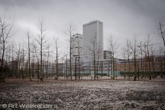 The-Netherlands-Rotterdam-Museumpark-Lydian-Brunsting-Artweekenders