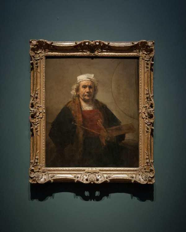 Late Rembrandt Rijksmuseum In Amsterdam