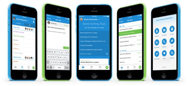 best b2b mobile apps - asana