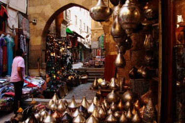Khan el-Khalili market in Cairo, Egypt - ASAPtickets travel blog