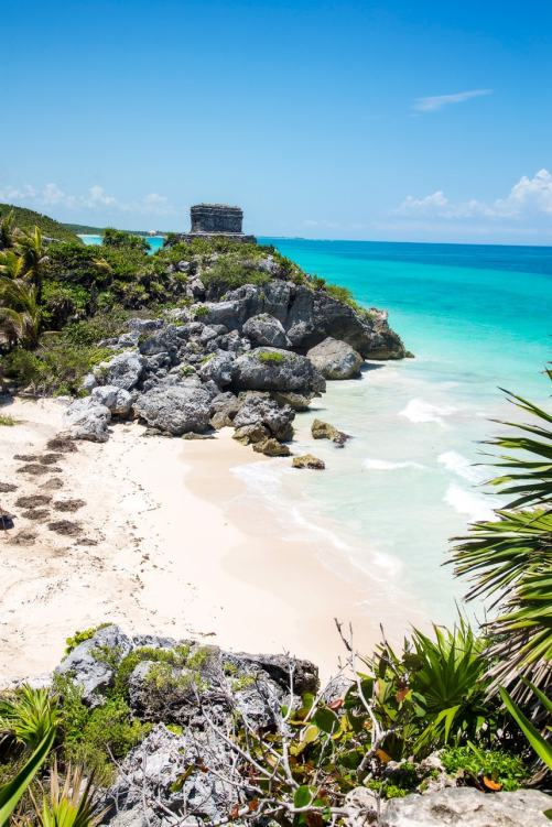 Tulum, Mexico - 12 Breathtaking Places to Spend Your Birthday Vacation