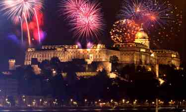 Budapest - Christmas Vacation in Europe