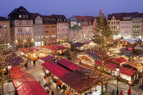 Christmas Market, Geneva Switzerland - Christmas Vacation in Europe