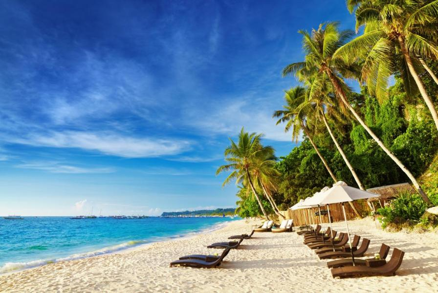 Boracay Islands, the Philippines - 10 best beaches around the world - ASAPtickets Travel Blog
