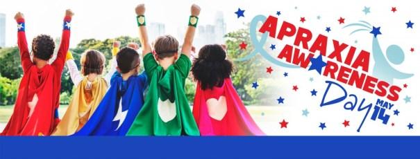 Apraxia Awareness Day logo