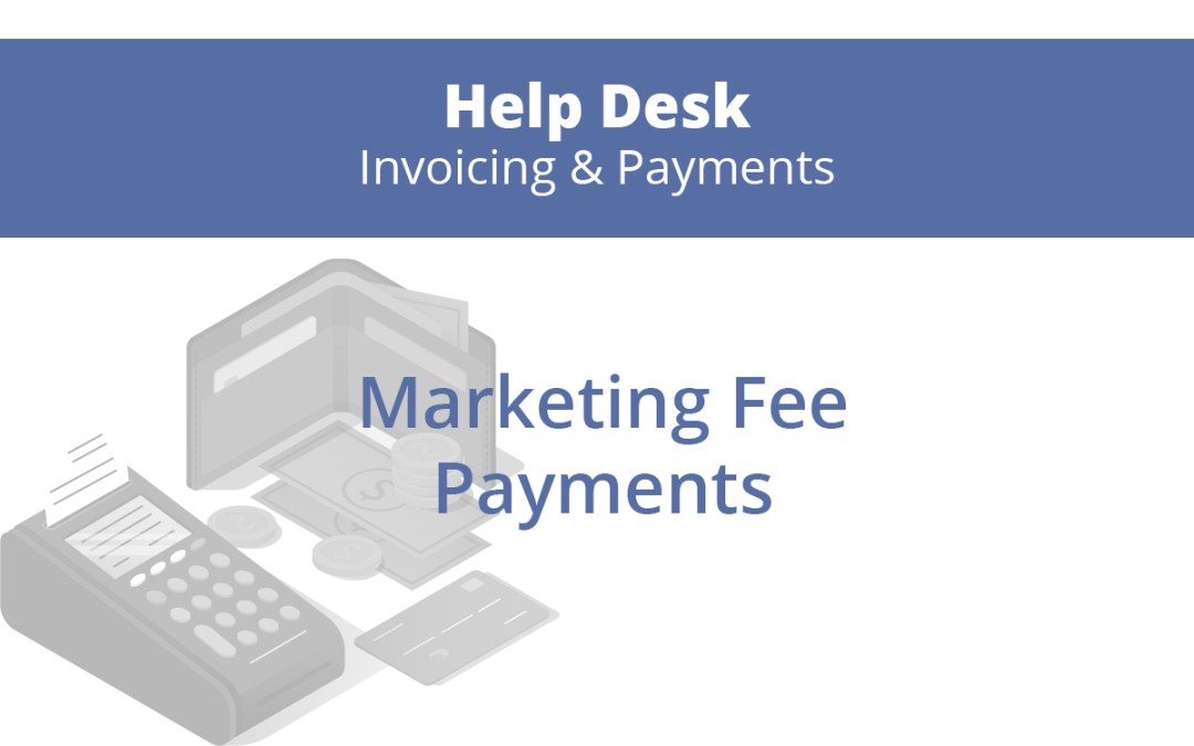 Marketing Fee Payments
