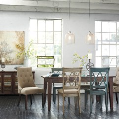 Ashley Furniture Dining Room Chairs Rocking Chair Diy Plans How To Mix And Match