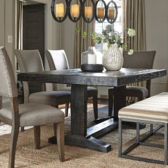 Farmhouse Dining Room Chairs Joovy Hook On Chair The New Urban Chic Ashley Furniture Homestore And Decor