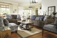 Living Room Furniture Layout Guide & Plan Ideas | Ashley ...