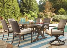 Multiple Styles Outdoor Dining Table Ashley