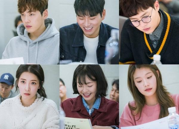 Old Korean Drama Series - Year of Clean Water