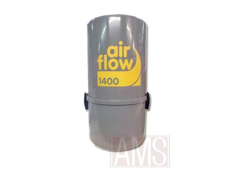 Aspirateur centralisé sans sac Air Flow