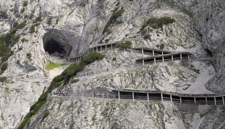 Austria, Ice Cave