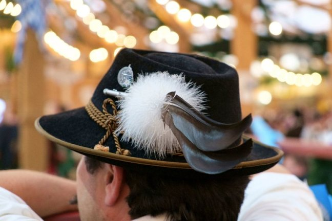 Hairy Hats Symbolize Wealth