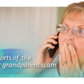 Senior Scam March Fraud Prevention Month