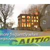 Arson tends to become more common in neighborhoods when the weather improves and evening temperatures rise.