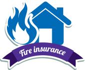 WIB Fire Insurance emblem