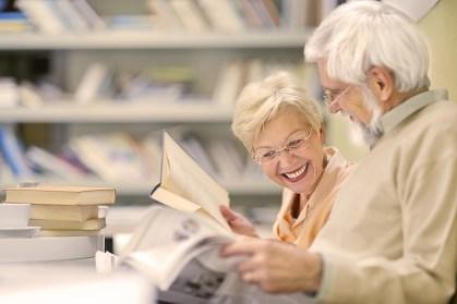 Retired Elder Couple
