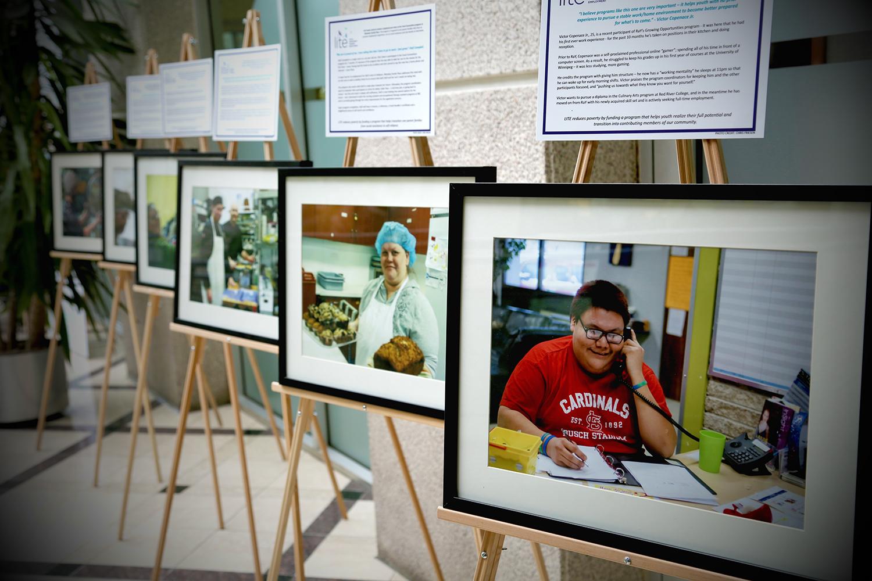 LITE Campaign Photo Exhibit