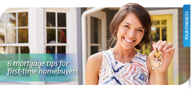 first-time homebuyers mortgage tips