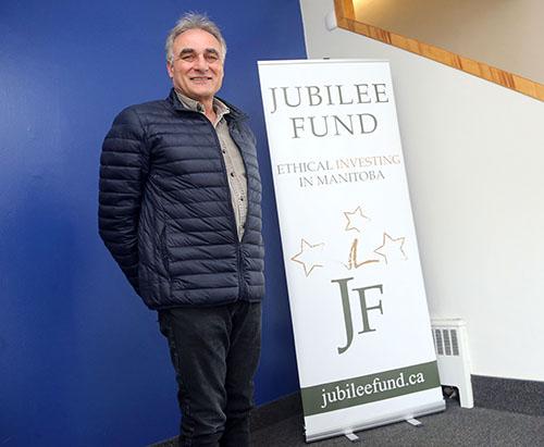 Date: March 22, 2018 Jubilee Fund Executive Director Derek Pachal. Photo by Jason Halstead