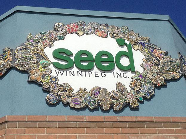 Seed Winnipeg Inc. exterior