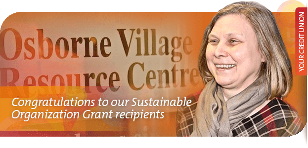 Osbourne Village Resource Centre, 2018 Assiniboine Credit Union Grant Recipient