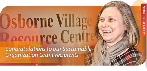 Osbourne Village Resource Centre, 2018 Assiniboine Credit Union Grant Recipient - Winnipeg grants