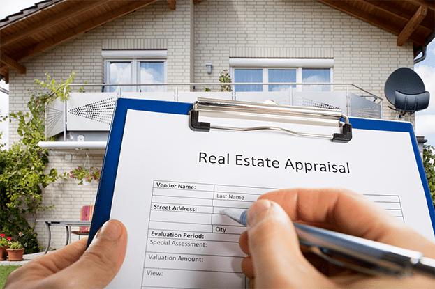 HOME APPRAISAL - finance a home renovation