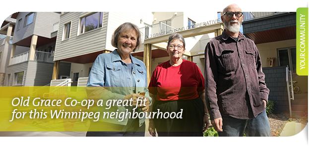 Old Grace Housing Co-op: A great fit for this Winnipeg neighbourhood
