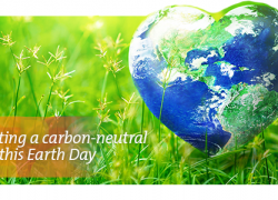 Celebrating a carbon-neutral success this Earth Day
