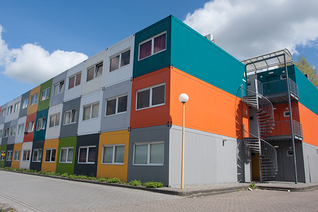 alternative housing: Cohousing