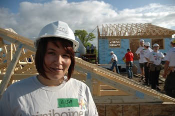 Lisa Delorme Meiler, Assiniboine Credit Union