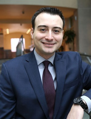 Lefteri Antonakis, Business Account Manager, Business Financial Centre