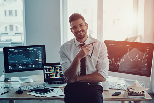 Digital investing options