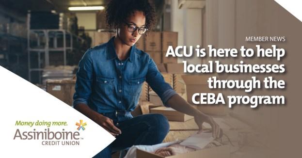 COVID-19 emergency funds: CEBA program