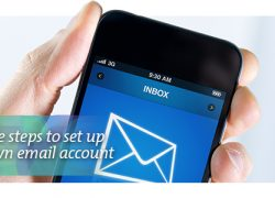5 simple steps to set up your own email account