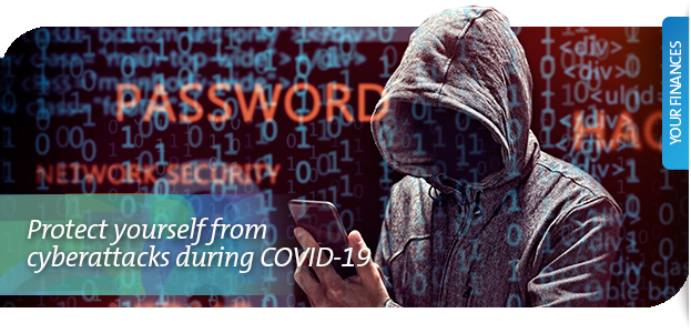 Cyberattacks during COVID-19