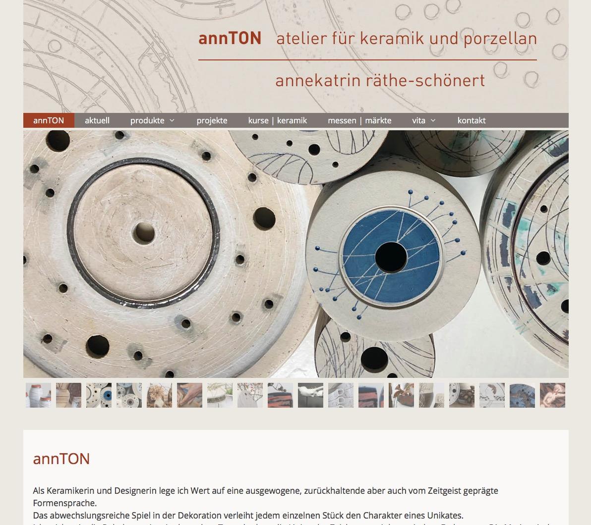 annTON - atelier für keramik und porzelan