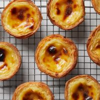 Iconic Egg Tarts and Calories