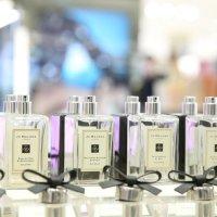 Experience Jo Malone's English Pear and Freesia Fragrances