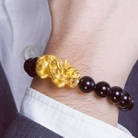 A Symbol of Wealth and Charm, Pixiu Bracelet Singapore