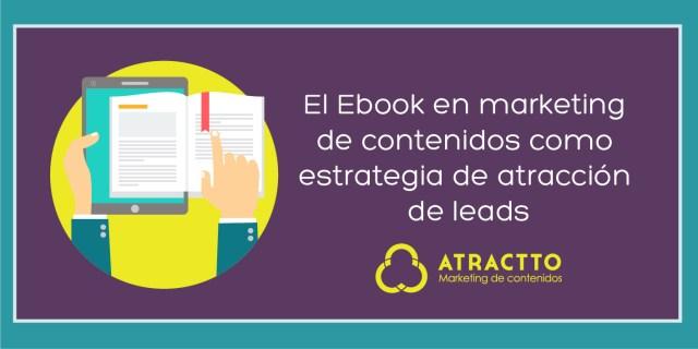 ebook en marketing digital de contenidos