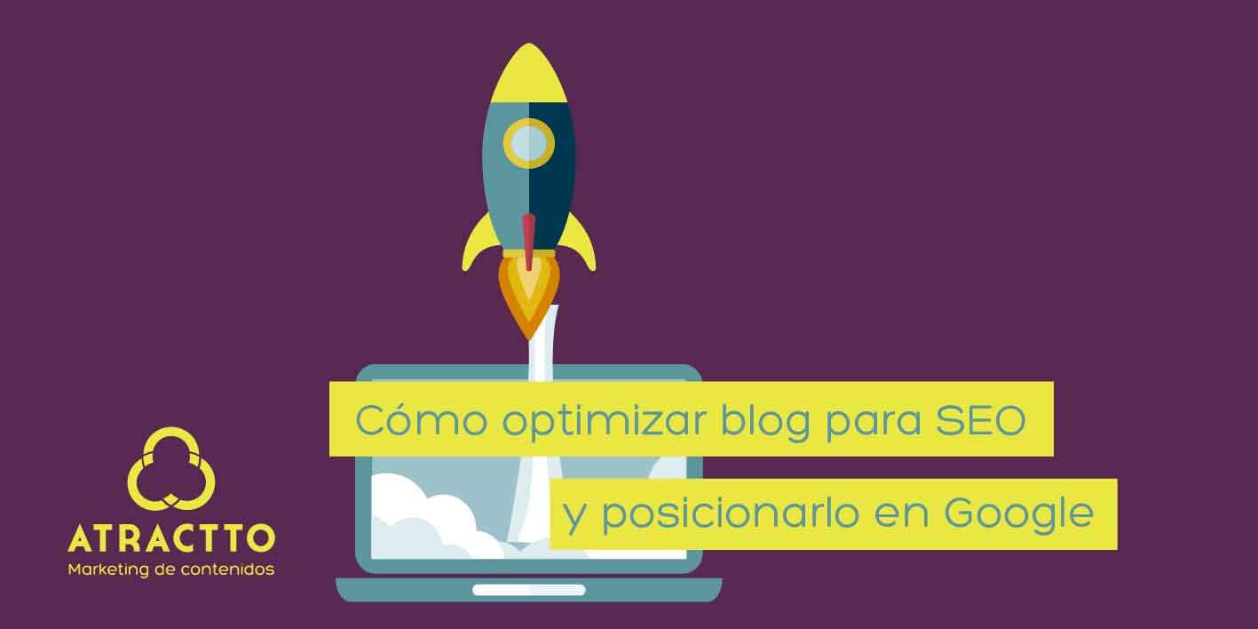 optimizar blog para SEO