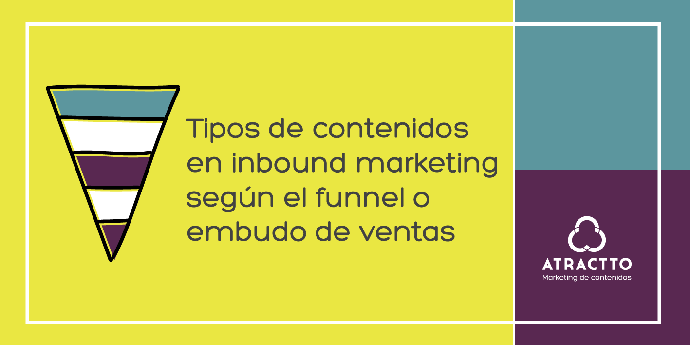 tipos de contenidos en inbound marketing