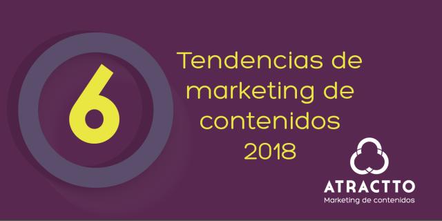 tendencias de marketing de contenidos