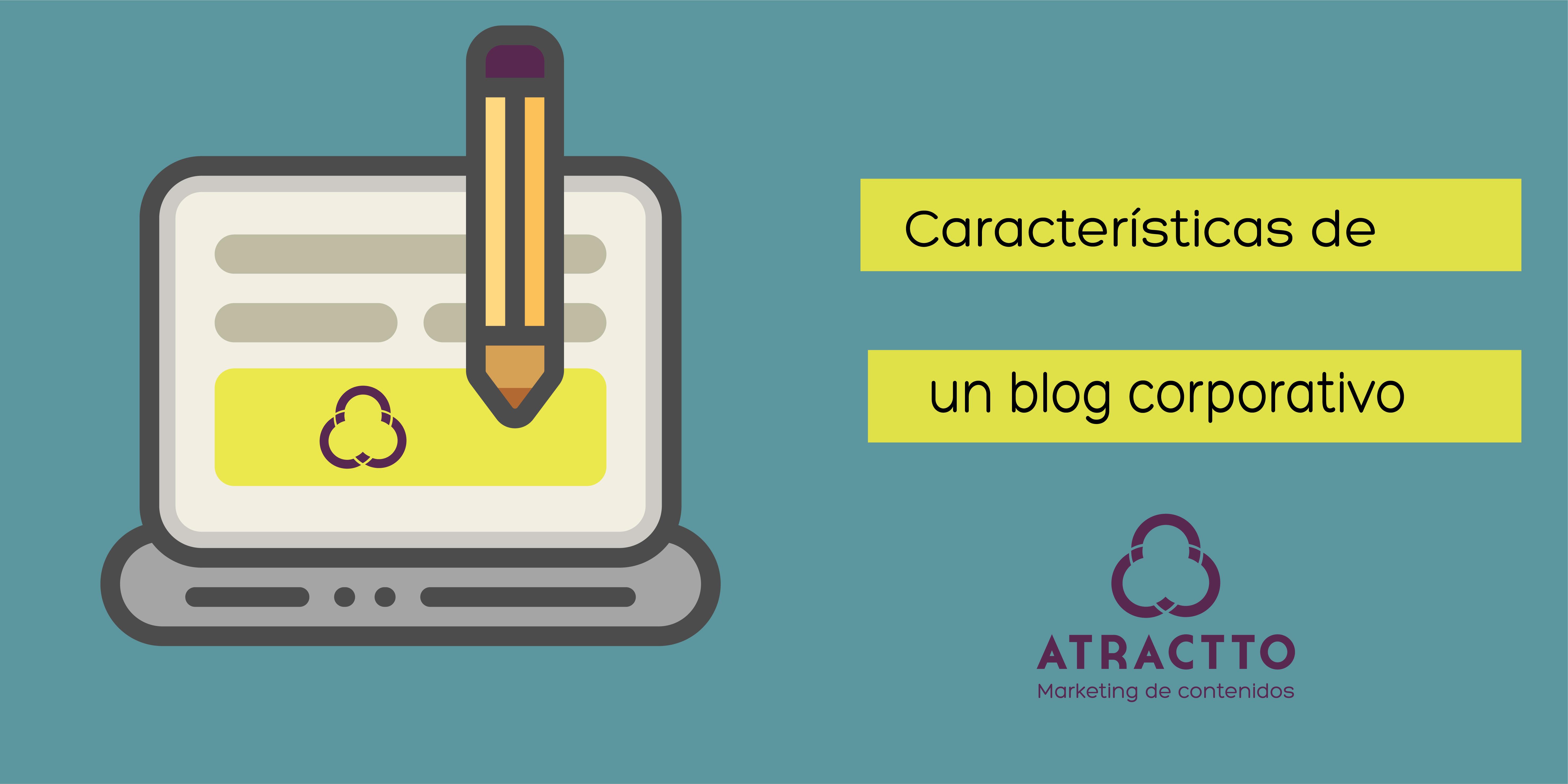 características de un blog corporativo