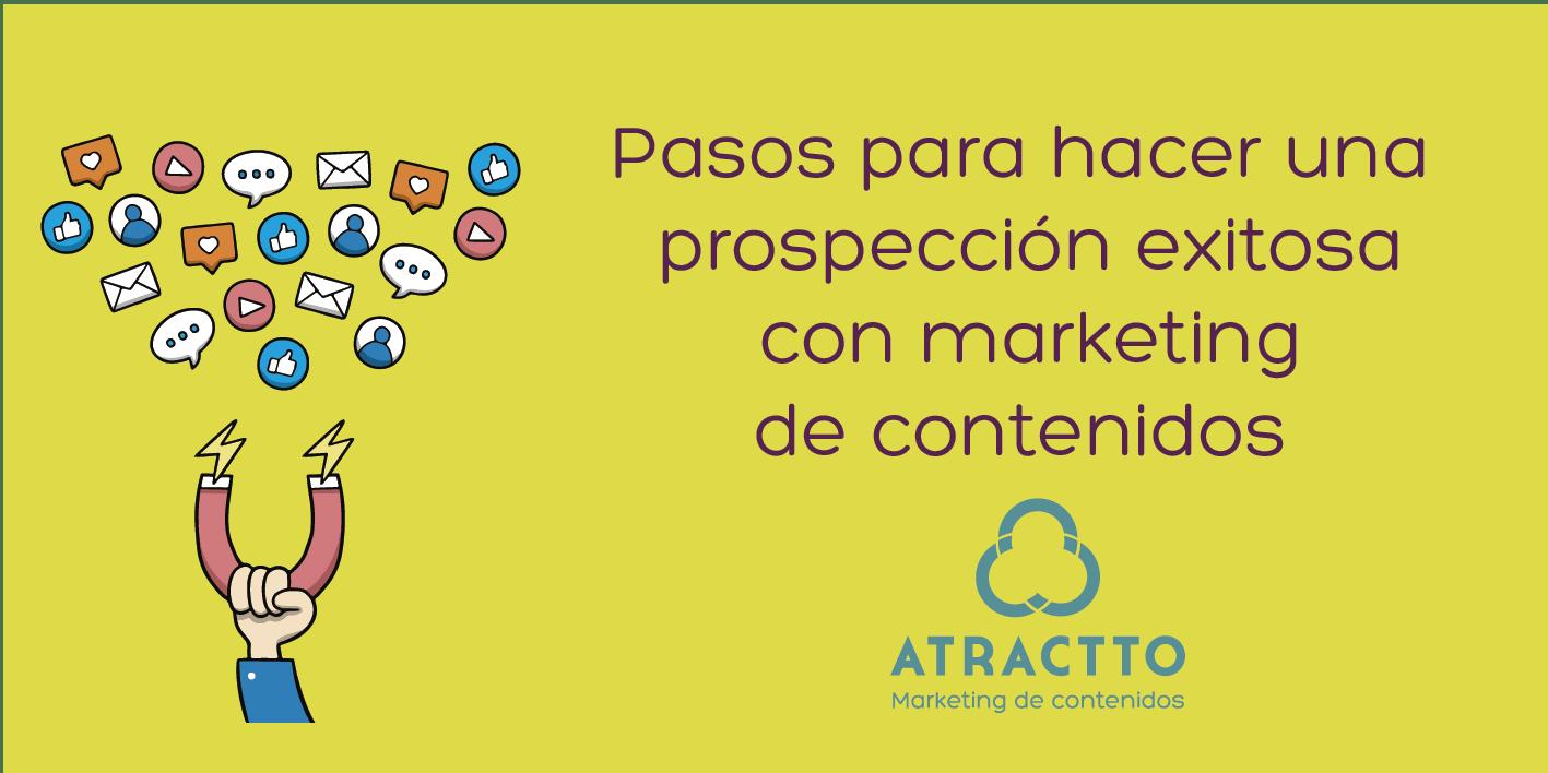 prospección de ventas con marketing de contenidos