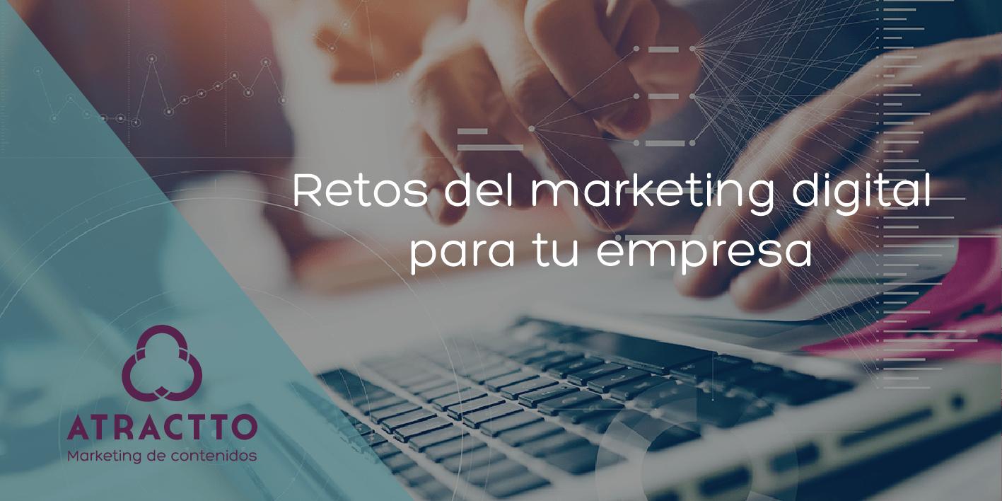 retos del marketing digital