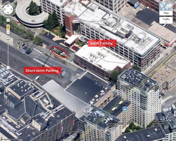 New Parking Options at Kenmore   Atrius HealthAtrius Health